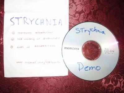Strychnia - Demo 2009