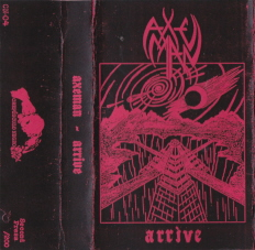 Axeman - Arrive