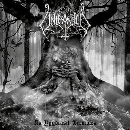As Yggdrasil Trembles cover (Click to see larger picture)