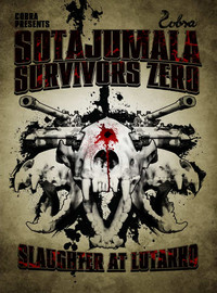 Sotajumala / Survivors Zero - Slaughter at Lutakko