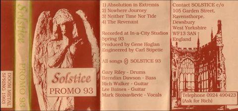 Solstice - Promo 93