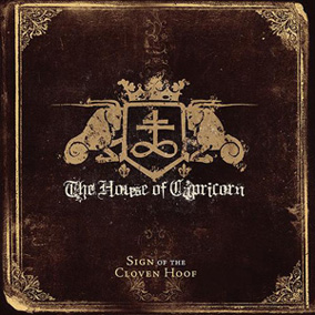 The House of Capricorn - Sign of the Cloven Hoof