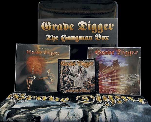 Grave Digger - The Hangman Box