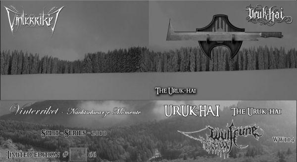 Vinterriket - Nachtschwarze Momente / The Uruk-Hai