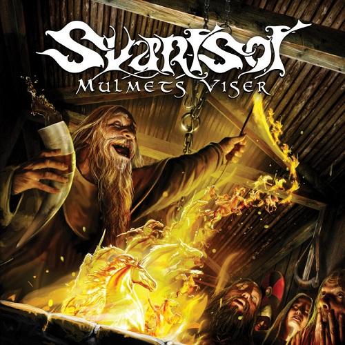 Cover of Svartsot - Mulmets Viser