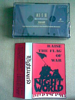 Nightworld - Raise the Flag of War