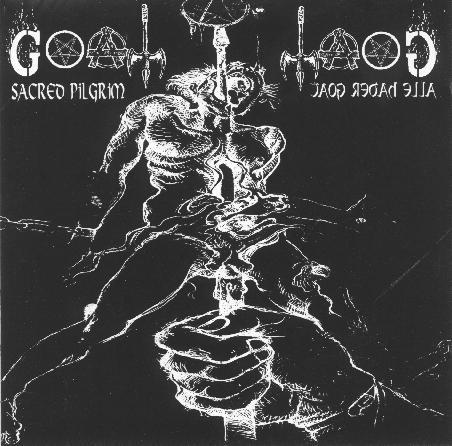 Goat - Sacred Pilgrim - Alle Hader Goat