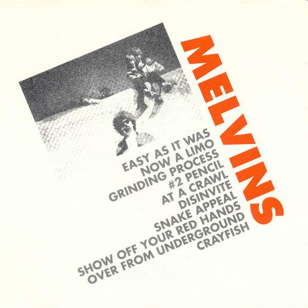 Melvins - 10 Songs