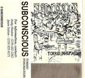 Subconscious - Torrid Inhumation