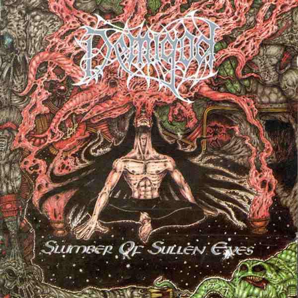 Demigod - Slumber of Sullen Eyes