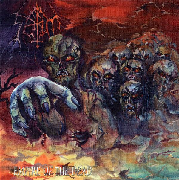 Seirim - Empire of the Dead