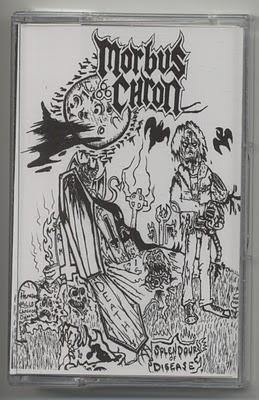 Morbus Chron - Splendour of Disease