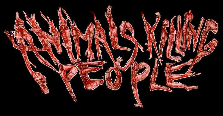 Animals Killing People - Logo