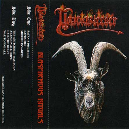 Goat Bleeder - Blasphemous Rituals