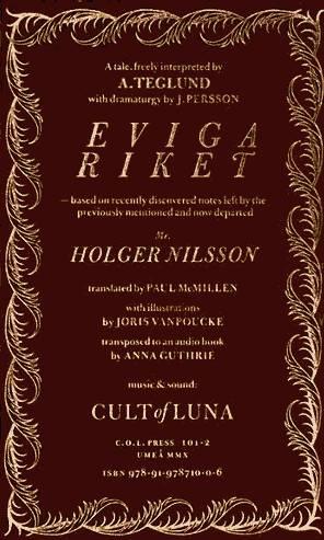Cult of Luna - Eviga Riket