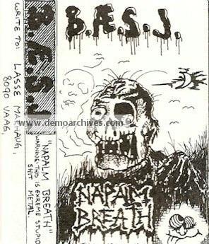 B.Æ.S.J. - Napalm Breath