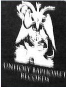 Unholy Baphomet Records