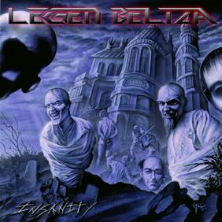 Legen Beltza - Insanity