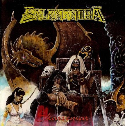 Salamandra - Skarremar