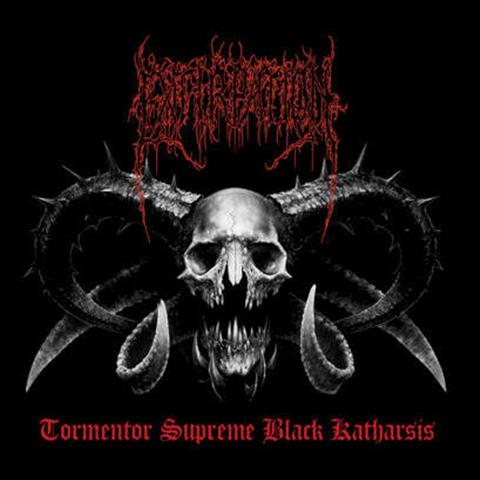 Extirpation - Tormentor Supreme Black Katharsis