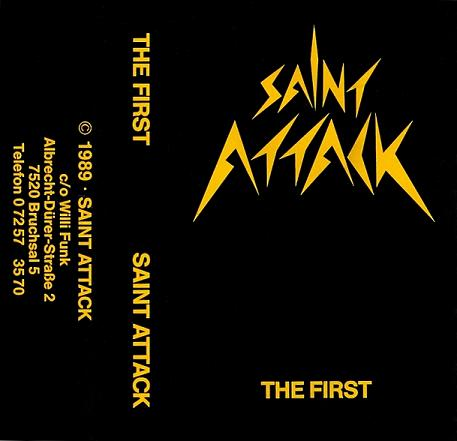 Saint Attack - The First