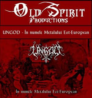 Ungod - În numele Metalului Est-European