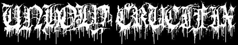 Unholy Crucifix - Logo