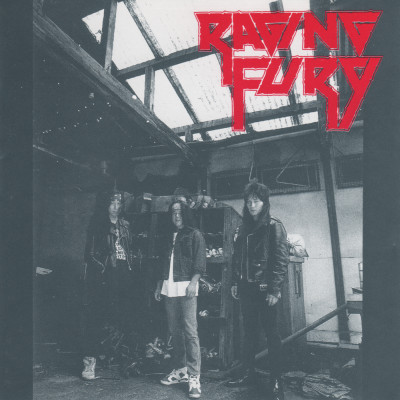 Raging Fury - Raging Fury