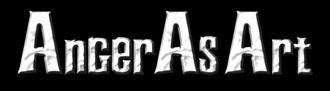 Anger as Art - Logo
