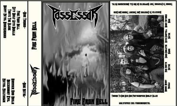 Possessor - Fire from Hell