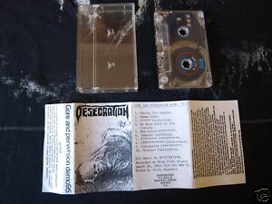 Desecration - Gore and Perversion