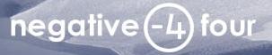 Negative Four - Logo