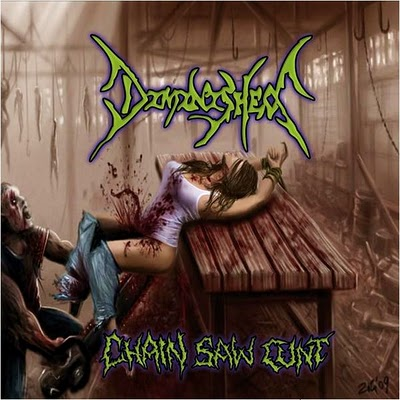 Diminished - Chainsaw Cunt