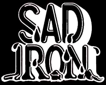 Sad Iron - Logo