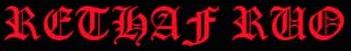 rehtaF ruO - Logo