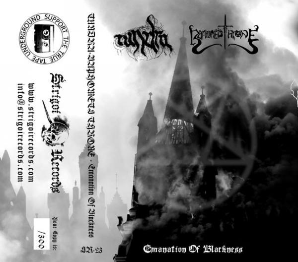 Tundra / Baphomet's Throne - Emanation of Blackness