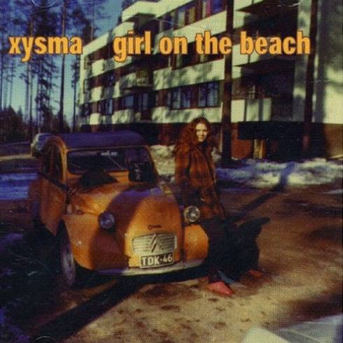 Xysma - Girl on the Beach