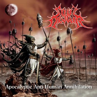 Soul Devour - Apocalyptic Anti-Human Annihilation