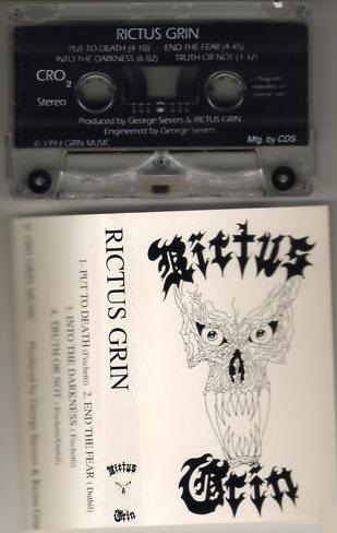 Rictus Grin - Rictus Grin
