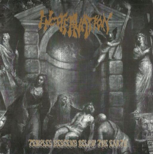 Encoffination - Temples Descend Below the Earth