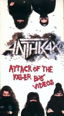 Anthrax - Attack of the Killer B's: Videos