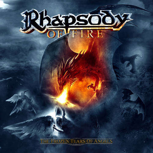 Cover of Rhapsody Of Fire - The Frozen Tears Of Angels