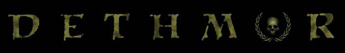Dethmor - Logo