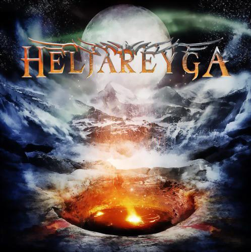 Cover of Heljareyga - s/t