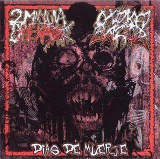 Oxidised Razor - Dias de Muerte