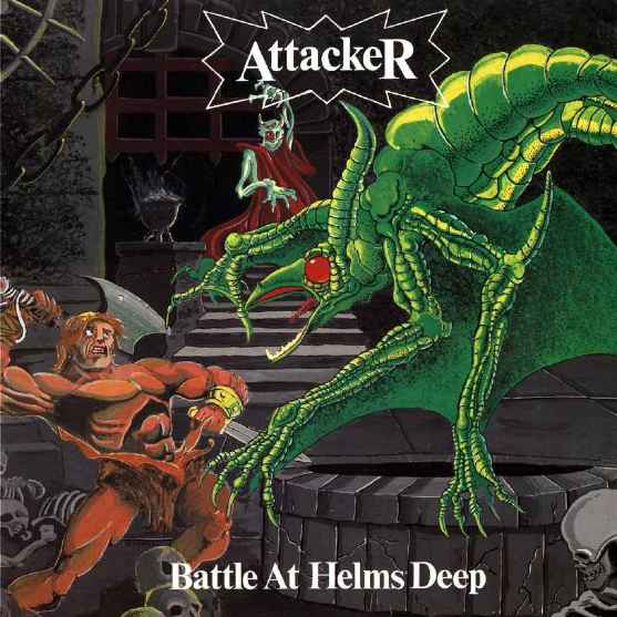 Attacker   Battle At Helm's Deep (1985) 192k preview 0