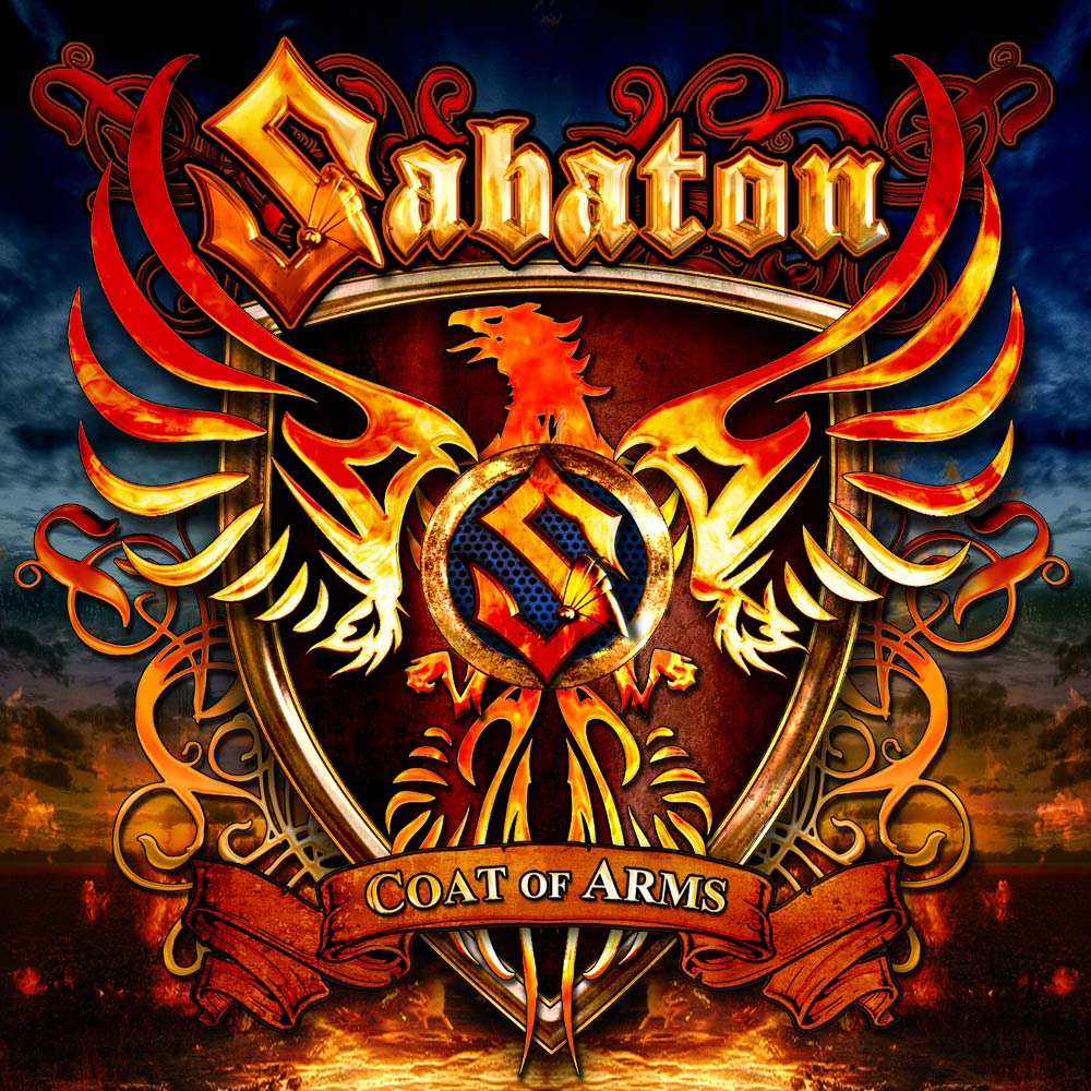 Cover of Sabaton - Coat Of Arms