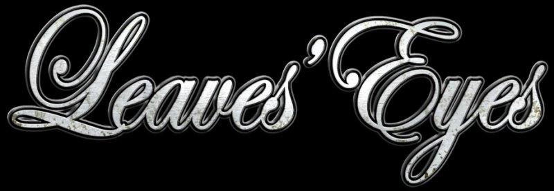 Leaves' Eyes - Logo