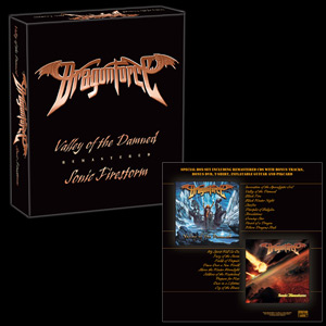DragonForce - Valley of the Damned / Sonic Firestorm