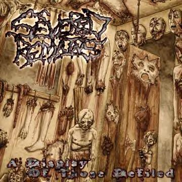 Severed Remains - A Display of Those Defiled